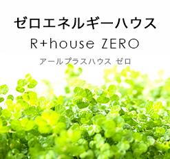 ゼロエネルギーハウス R+house ZERO アールプラスハウス ゼロ